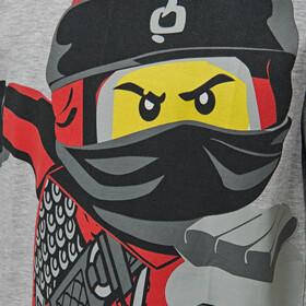 LEGO wear CM 50229 Camiseta Manga Corta Niños, grey melange